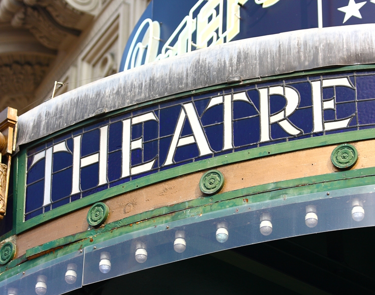 Step Into the Past in America's Historic Theaters